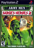 Army Men: Sarge's Heroes 2 PlayStation 2 Front Cover