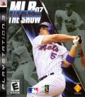 MLB 07: The Show PlayStation 3 Front Cover