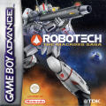Robotech: The Macross Saga Game Boy Advance Front Cover