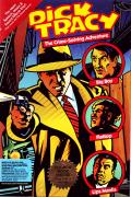 Dick Tracy: The Crime-Solving Adventure DOS Front Cover