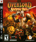 Overlord: Raising Hell PlayStation 3 Front Cover