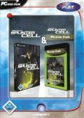 Tom Clancy's Splinter Cell: Double Pack Windows Front Cover