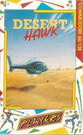 Desert Hawk Commodore 64 Front Cover