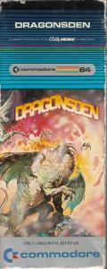 DragonsDen Commodore 64 Front Cover
