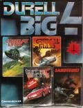 Durell Big 4 Commodore 64 Front Cover