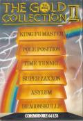 The Gold Collection II Commodore 64 Front Cover