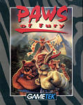 Brutal: Paws of Fury Amiga CD32 Front Cover