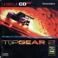 Top Gear 2 Amiga CD32 Front Cover