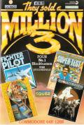 They Sold a Million 3 Commodore 64 Front Cover