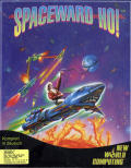 Spaceward Ho! Amiga Front Cover