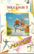Velocipede II Commodore 64 Front Cover