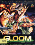 Gloom Amiga CD32 Front Cover