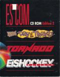 Escom CD ROM Edition 2 DOS Front Cover