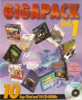 Gigapack Vol. 1 DOS Front Cover