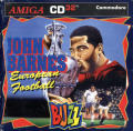 John Barnes European Football Amiga CD32 Front Cover