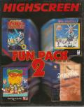 Highscreen Fun Pack 2 DOS Front Cover