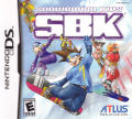 SBK: Snowboard Kids Nintendo DS Front Cover
