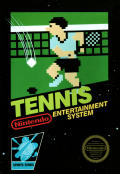 Tennis NES Front Cover