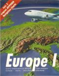 Europe I: Scenery Enhancement for Microsoft Flight Simulator DOS Front Cover