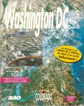 Washington D.C.: Scenery for Microsoft Flight Simulator 5 DOS Front Cover