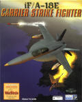 iF/A-18E Carrier Strike Fighter Windows Front Cover