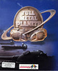 Full Metal Planet DOS Front Cover