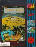 Populous / Populous: The Promised Lands DOS Front Cover