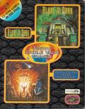 Telstar Double Value Games: Alone in the Dark + Shadow of the Comet DOS Front Cover
