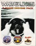 White Lines: Don't do it - 3 Game Driving Pack DOS Front Cover