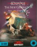 Wizardry: The New Generation DOS Front Cover