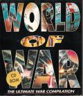 World of War: The Ultimate War Compilation DOS Front Cover