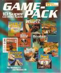 Game-Pack Windows Front Cover
