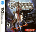 Castlevania: Order of Ecclesia Nintendo DS Front Cover