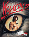 Wolfchild Amiga Front Cover