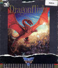 Dragonflight Amiga Front Cover
