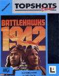 Battlehawks 1942 Amiga Front Cover