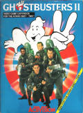 Ghostbusters II Atari 2600 Front Cover