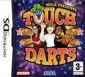 Touch Darts Nintendo DS Front Cover