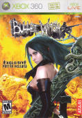 Bullet Witch Xbox 360 Front Cover
