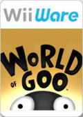 World of Goo Wii Front Cover