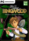 The Tales of Bingwood: Chapter I - To Save a Princess Windows Front Cover