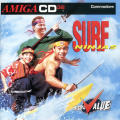 Surf Ninjas Amiga CD32 Front Cover