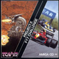 Project-X Special Edition & F17 Challenge Amiga CD32 Front Cover