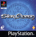 Star Ocean: The Second Story PlayStation Front Cover