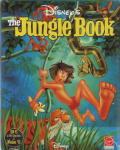 Disney's The Jungle Book DOS Front Cover