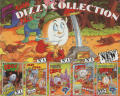 Dizzy Collection Commodore 64 Front Cover