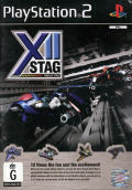 XII Stag PlayStation 2 Front Cover