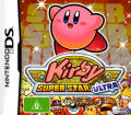 Kirby Super Star Ultra Nintendo DS Front Cover