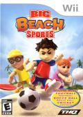 Big Beach Sports Wii Front Cover