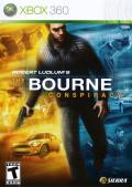 Robert Ludlum's The Bourne Conspiracy Xbox 360 Front Cover